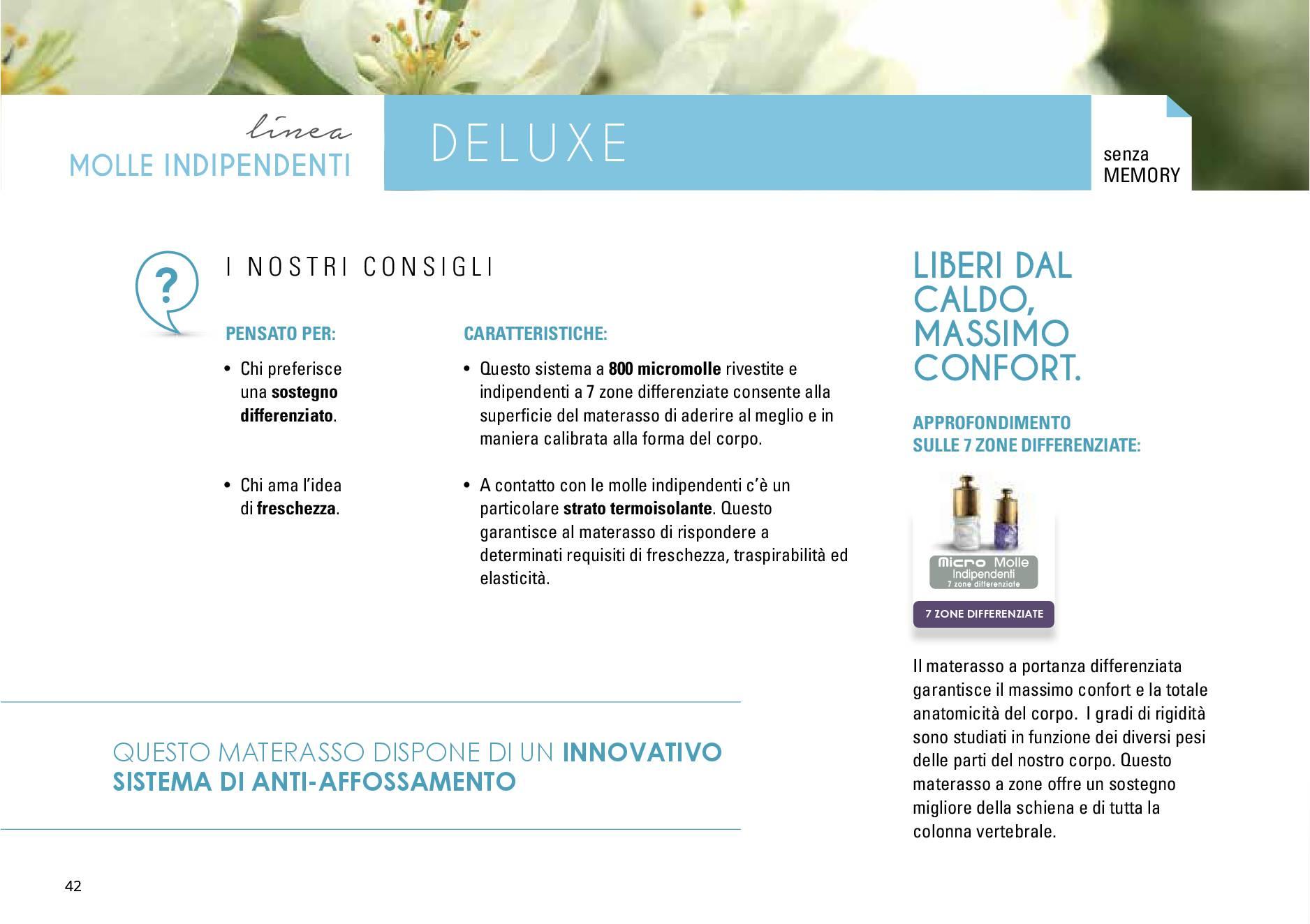 Centro Internazionale Del Materasso Sandrigo.Catalogo Prodotti Centro Del Materasso Catalogo Sfogliabile