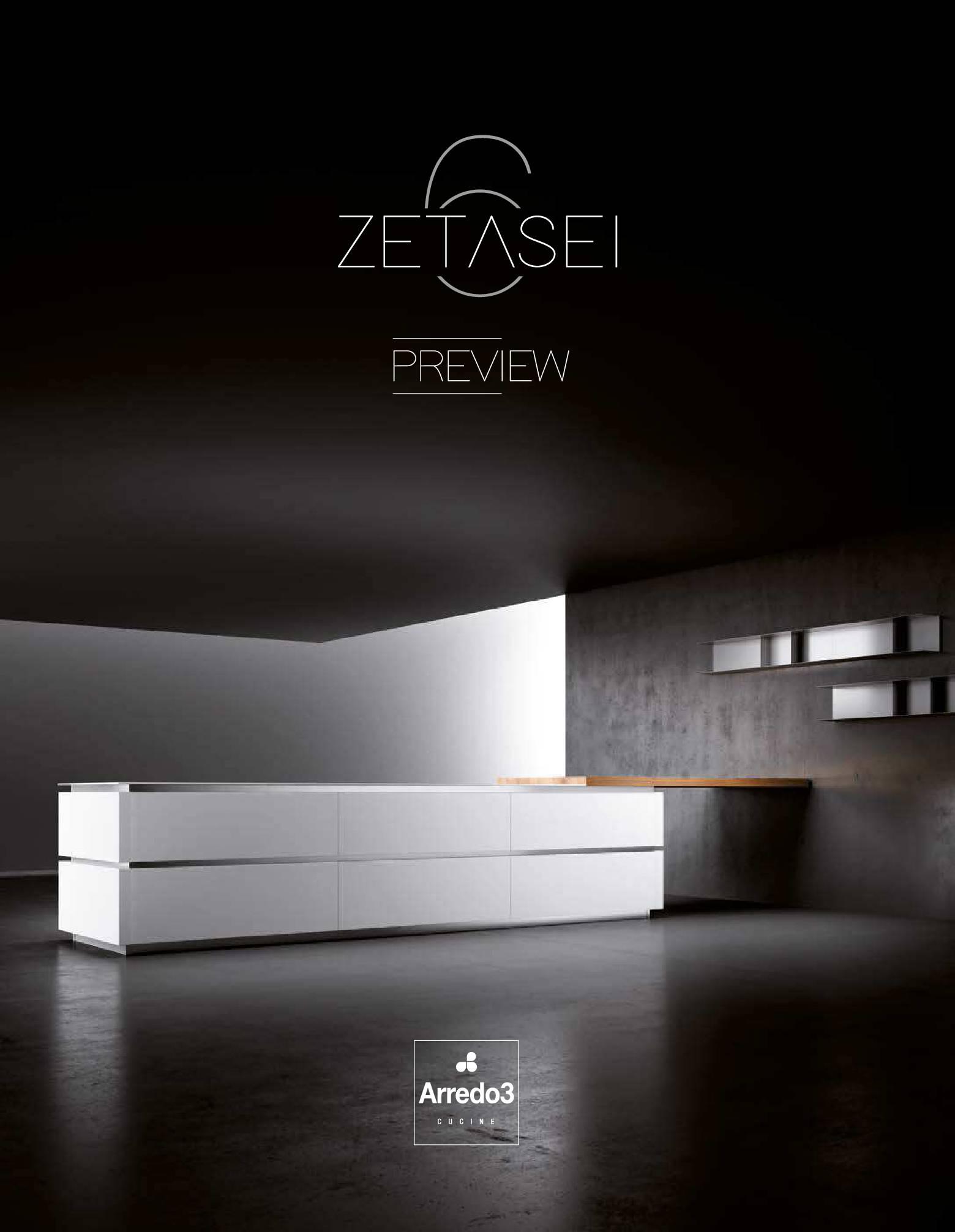 Cucina Zetasei Arredo3 - catalogo sfogliabile interattivo