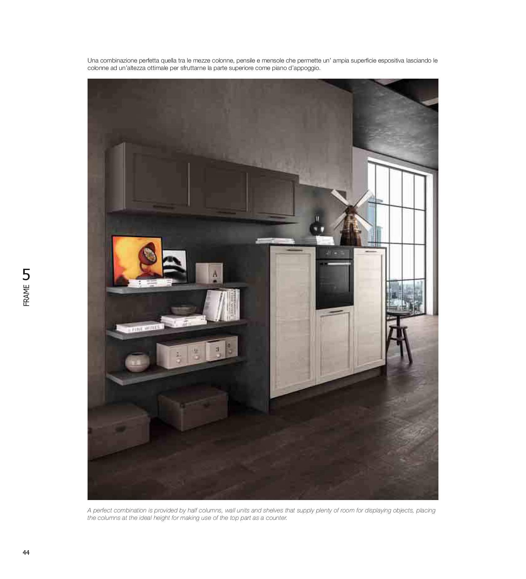 Cucina Frame Arredo3 Catalogo Sfogliabile Interattivo