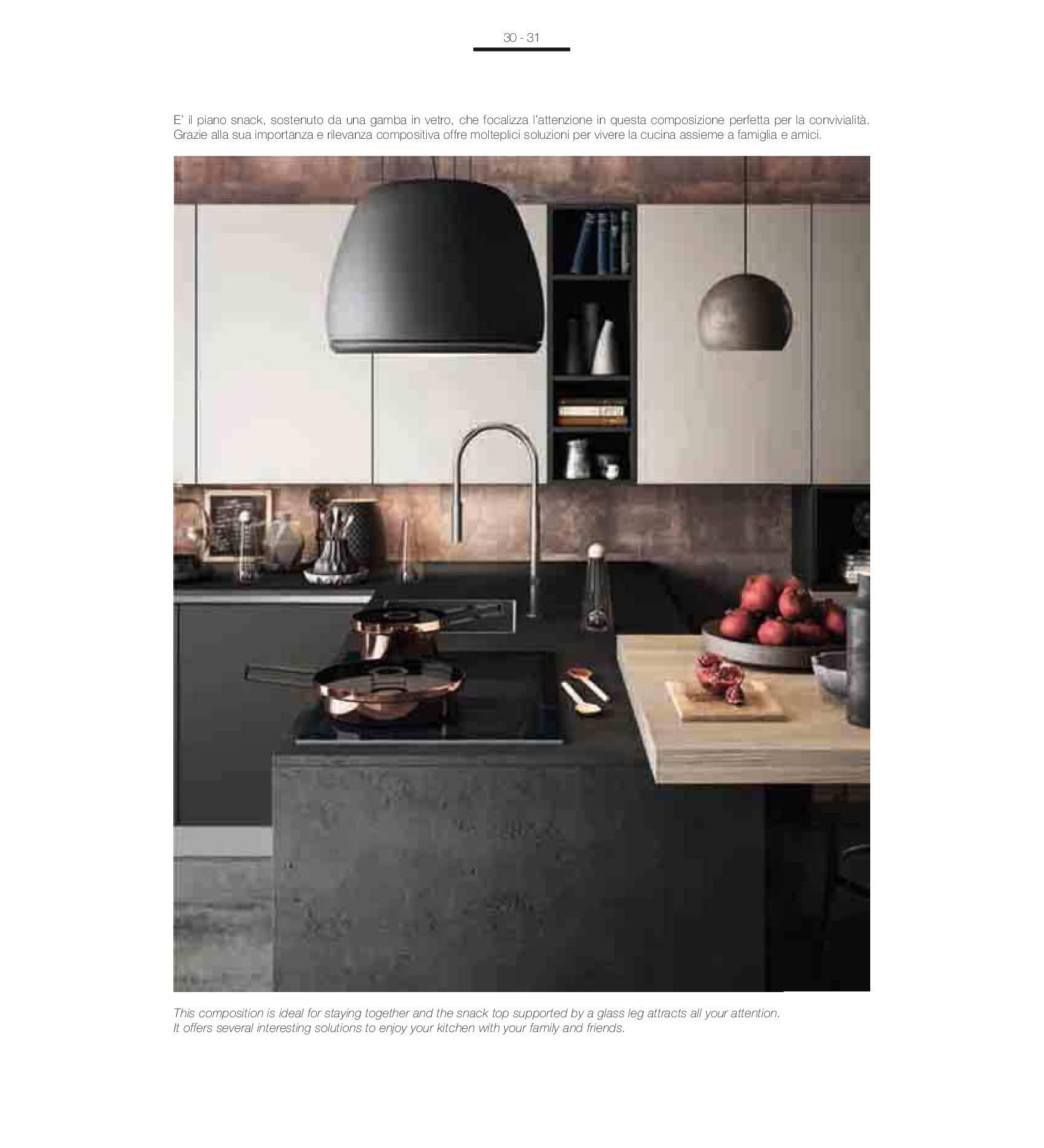 Cucina Time Arredo3 - catalogo sfogliabile interattivo