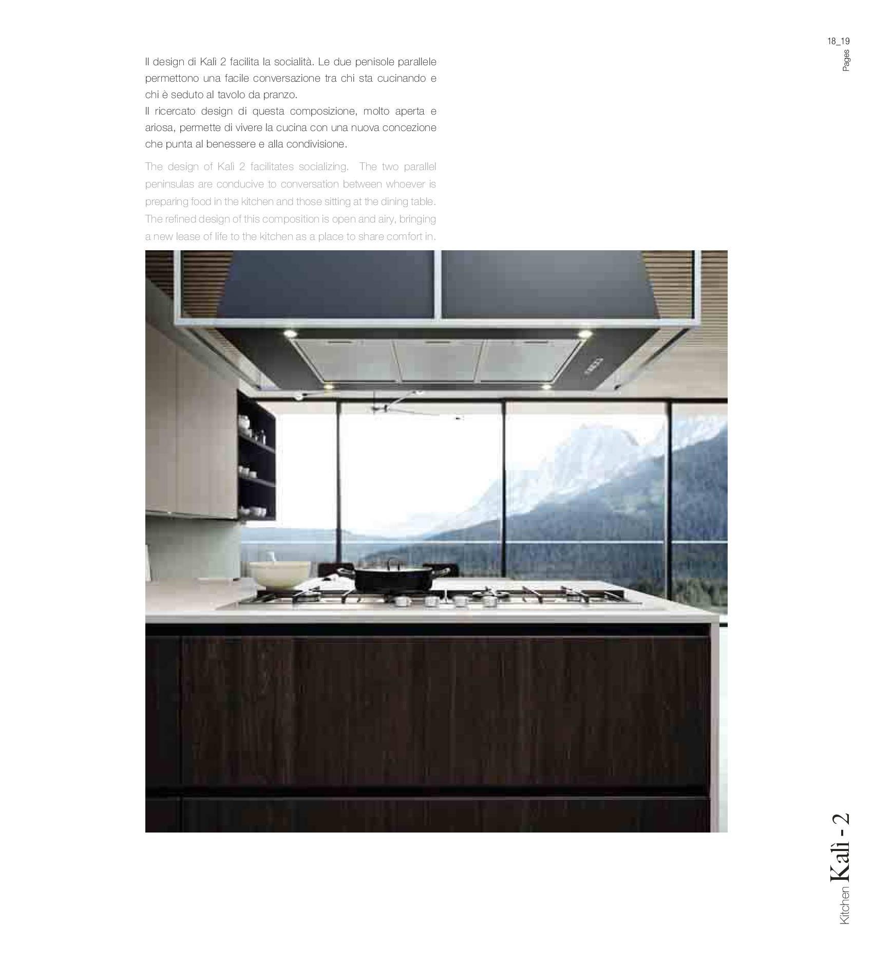 Cucina Kali Arredo3 - catalogo sfogliabile interattivo