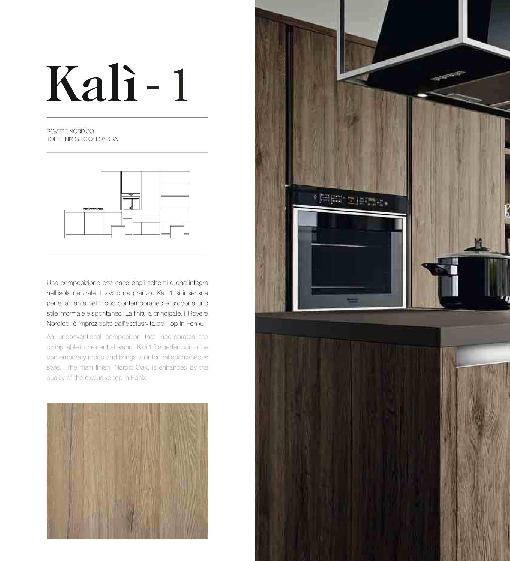 Cucina Kali Arredo3 Catalogo Sfogliabile Interattivo
